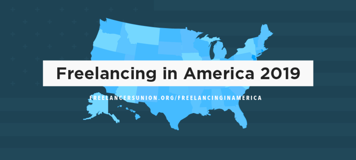 The Freelancing In America study shows that the U.S. independent workforce is a political force to be reckoned with