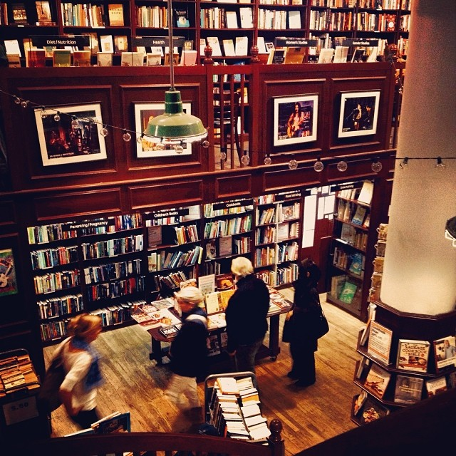 America S Coolest Indie Bookstores And Cafes
