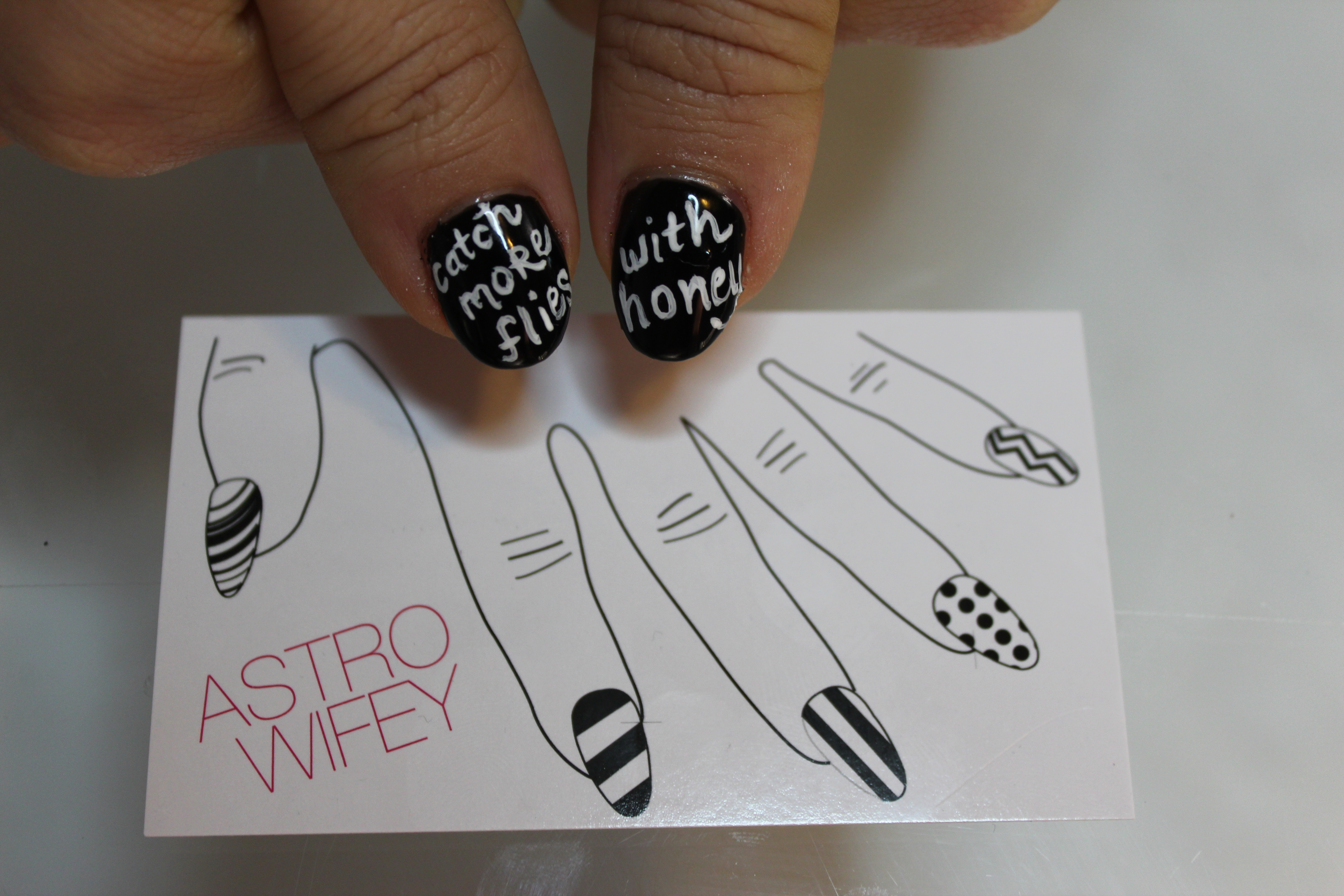 Advice from a Freelance Nail Artist, Interview with Ashley Crowe
