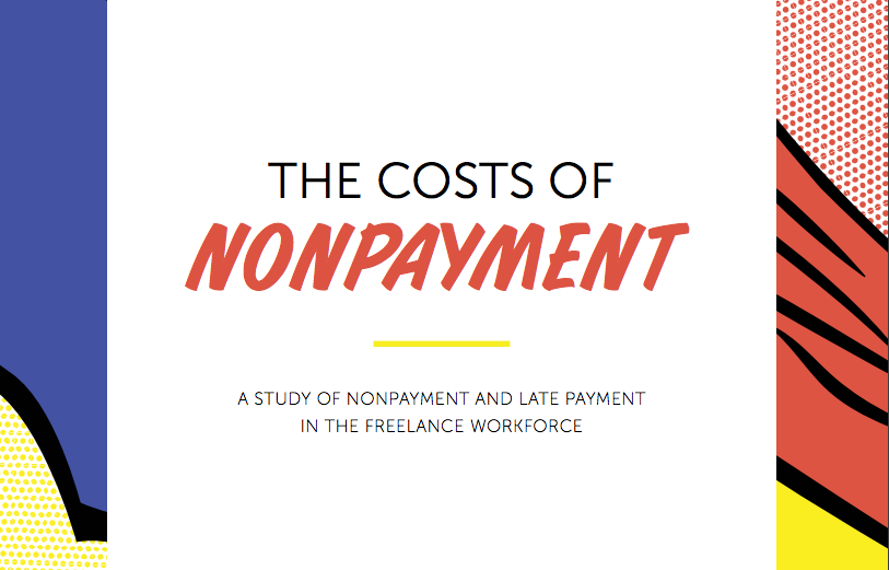 Special Report: the costs of nonpayment