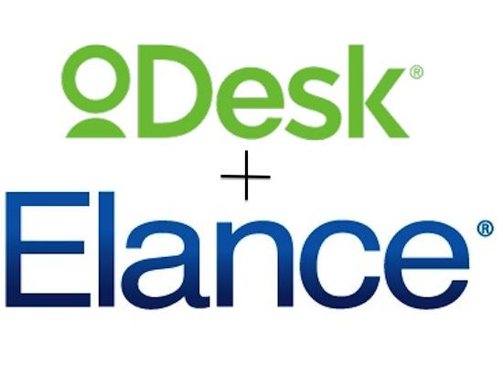 oDesk and Elance Merge