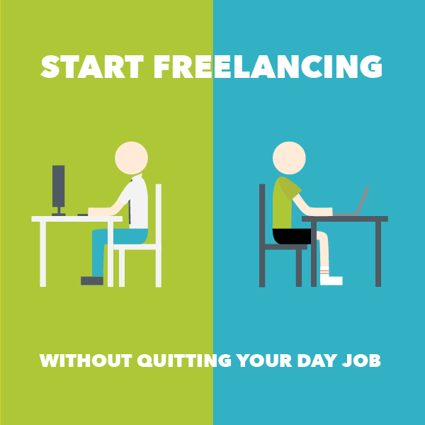 How to start freelancing (without quitting your day job)